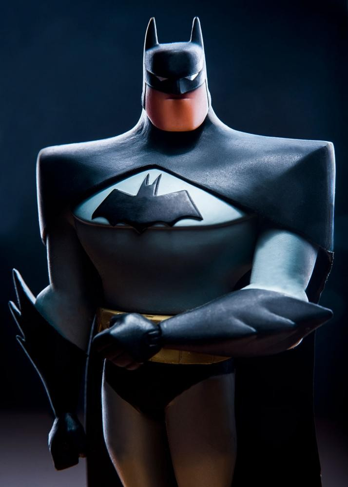 BATMAN ANIMATED