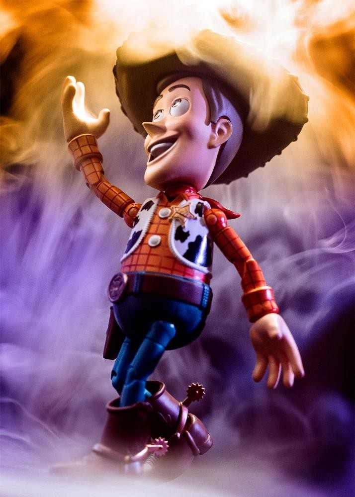 DANCE OF WOODY